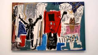 Download JEAN-MICHEL BASQUIAT at Gagosian Gallery West 24th Street, New York Video