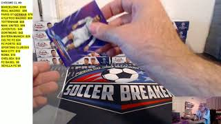 Download 2017/18 Topps UEFA Champions League Chrome Soccer 12 Box Case Break Pick Your Team #8, Apr 17, 2018 Video