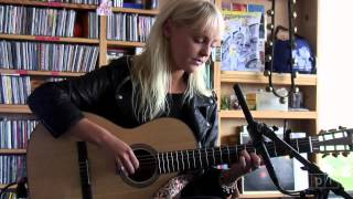 Download Laura Marling: NPR Music Tiny Desk Concert Video