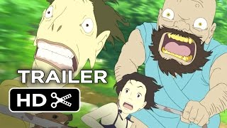 Download A Letter To Momo Official US Release Trailer 1 (2014) - Animated Movie HD Video