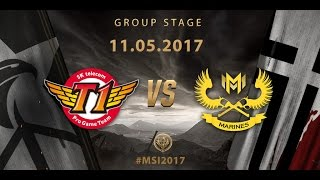 Download [11.05.2017] SKT vs GAM [MSI 2017][Group Stage] Video
