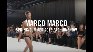 Download MARCO MARCO Runway Show Spring/Summer 2018 Video