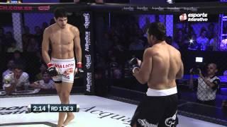 Download Lutador incorpora o Rocky Balboa e vence no BRFC 4 Video