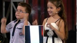 Download Dila Arslan ve Sarp Dinçer'in Matematik Gösterisi Video