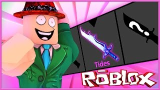 Download MY FIRST GODLY KNIFE UNBOXING! | Murder Mystery 2 | Roblox Video