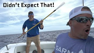 Download Didn't Expect That! Fishing 1000ft. deep and things get SCARY! Video