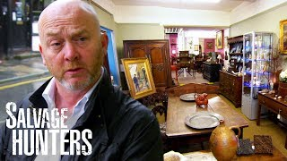 Download Leominster Is An Absolute Gold Mine For Antiques | Salvage Hunters Video