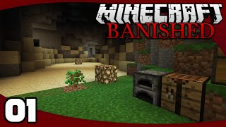 Download FTB Banished - Ep. 1: And So It Begins! | Banished Minecraft Modpack Let's Play Video