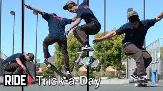 Download How-To Skateboarding: Nollie Backside 360 Heelflip with Zach Wallin Video