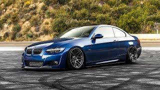 Download Blue Bombshell   BMW 335i [4K] Video