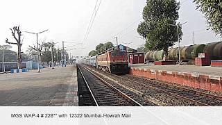 Download Dont miss the end !!Overtaking WAP4's Amritsar &Mumbai Mail and ... Video
