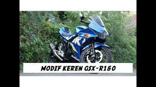 Download Modifikasi Suzuki GSX-R 150 (Tail tidy, Leo Vince, MRA Windshield) - #motovlog 148 Video