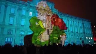 Download Fête des lumières Lyon 2016 - Place des Terreaux Video