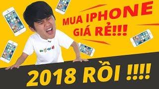 Download 2018!! iPHONE GIÁ RẺ NÀO ĐÁNG MUA??! Video