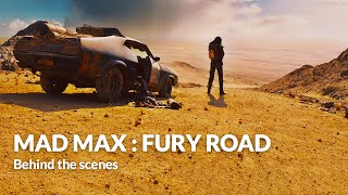 Download Behind the scenes - Tools of the Wasteland : Mad Max : Fury Road Video