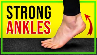 Download Three Ankle Strengthening Exercises - No Equipment Required Video