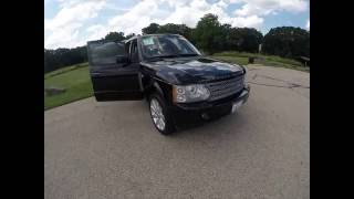 Download 2007 Supercharged Range Rover Video
