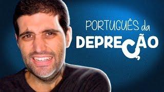 Download Os piores erros de PORTUGUÊS da história, o português da depressão Video