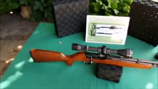 Download First Strike ″Falcon″ 4,5 mm Co2 RepetierGewehr/Analyse,Chrono,-PräzisionsTest by WPU Video