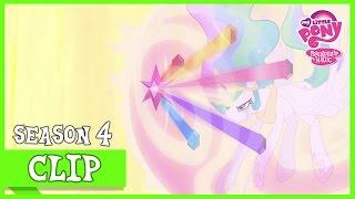 Download Princess Celestia Banishes Nightmare Moon (Princess Twilight Sparkle)   MLP: FiM [HD] Video