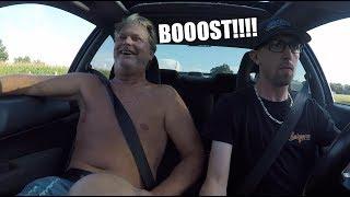 Download Neighbors ride in BIG TURBO HONDA!!! plus Trans Am tear down! Video