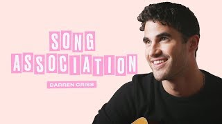 Download Darren Criss Sings The Killers, Whitney Houston, and Fall Out Boy | Song Association | ELLE Video
