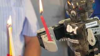 Download Robots Hanukkah Party at Technion - Israel Institute of Technology חנוכה בטכניון Video