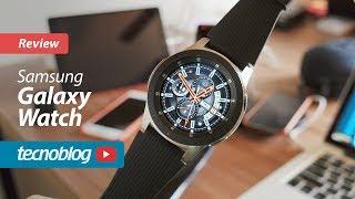 Download Samsung Galaxy Watch - Review Tecnoblog Video