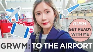 Download Get Ready with Me: Rush To The Airport   Camille Co Video