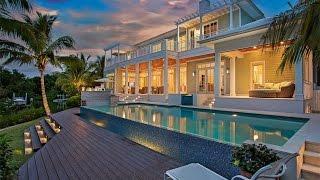 Download Magnificent Waterfront Estate in Sarasota, Florida Video