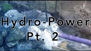 Download Micro Hydro Power with Turgo generator Part 2 Video