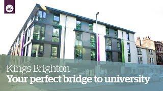 Download Kings Brighton Your perfect bridge to university Video
