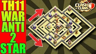 Download ″bowitch trap″ | TH11 ANTI 2 STAR WAR BASE WITH REPLAY | ANTI BOWITCH, ANTI BOLALOON Video