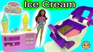 Download Big Fail Video - Ice Cream Maker Machine Makes Real Food for Disney Frozen Kristoff & Anna Dolls Video