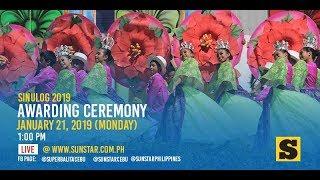 Download Sinulog Awarding Video