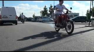 Download De Aveiro a Bruxelas em três motorizadas Casal Video