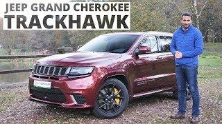 Download Przeżyj to chociaż raz! Jeep Grand Cherokee Trackhawk Video