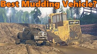 Download Spin Tires BEST MUDDING VEHICLE!? Video