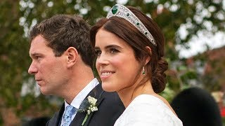 Download Princess Eugenie marries in big royal wedding Video