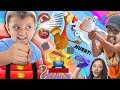 Download LOSERS GO BOOM Challenge! 😄 (FV Family Funny Game Night) Video