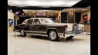 Download 1979 Lincoln Continental For Sale Video