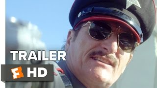 Download Officer Downe Official Trailer 1 (2016) - Kim Coates Movie Video