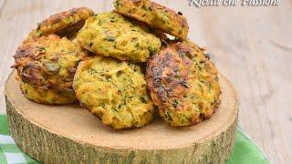 Download Rosti di patate e zucchine al Forno - Frittelle di verdure - Ricette che Passione Video