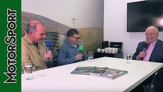Download John Hogan: Motor Sport magazine podcast Video