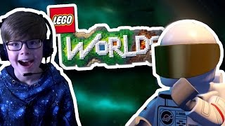 Download The NEW Adventure Begins! LEGO Worlds Video