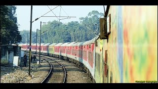 Download DURONTO EXPRES : NEW DELHI - SEALDAH DURONTO FIRST AC (NDLS-MGS) Video
