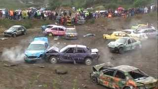 Download 2012 Musgrave Harbour Demolition Derby - Small Car Heat Video