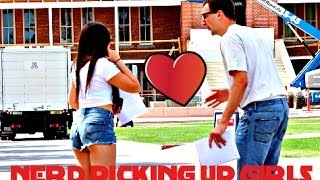 Download NERD PICKING UP GIRLS!! Video