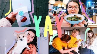 Download WEEKEND VLOG! Valentines Day, Life Updates & Family Visit! Video