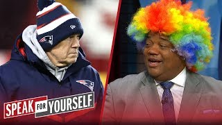 Download Jason Whitlock makes a case for Belichick being greater than Tom Brady | NFL | SPEAK FOR YOURSELF Video